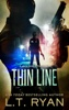 L.T. Ryan - Thin Line (Jack Noble #3)  artwork