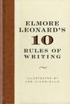 Elmore Leonards 10 Rules Of Writing