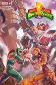 Mighty Morphin Power Rangers #2 - Kyle Higgins & Hendry Prasetya Cover Art