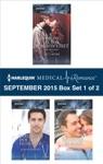 Harlequin Medical Romance September 2015 - Box Set 1 Of 2