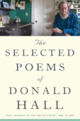The Selected Poems of Donald Hall - Donald Hall Cover Art