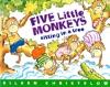 Five Little Monkeys Sitting In A Tree Read-aloud