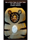 Put A Tiger In Your Tank Carseat Canopy Crochet Pattern