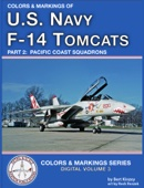 Colors & Markings of U. S. Navy F-14 Tomcats, Part 2:  Pacific Coast Squadrons