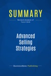 Summary Advanced Selling Strategies