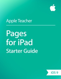 PAGES FOR IPAD STARTER GUIDE IOS 9