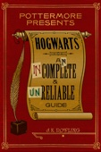 J.K. Rowling - Hogwarts: An Incomplete and Unreliable Guide artwork