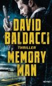David Baldacci - Memory Man Grafik