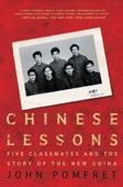 Chinese Lessons - John Pomfret Cover Art