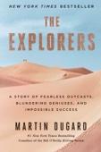 The Explorers - Martin Dugard Cover Art