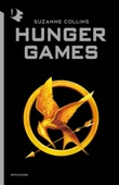 Hunger Games - Suzanne Collins Cover Art