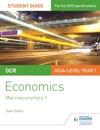 OCR Economics Student Guide 2 Macroeconomics 1