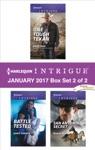 Harlequin Intrigue January 2017 - Box Set 2 Of 2