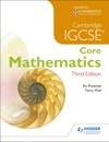 IGCSE Core Mathematics 3ed  CD