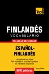 Vocabulario Espaol-Finlands 9000 Palabras Ms Usadas