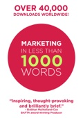 Bear Burns - Marketing In Less Than 1000 Words artwork