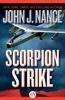 John J. Nance - Scorpion Strike  artwork