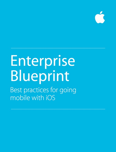 Enterprise blueprint by apple inc business on ibooks malvernweather Images