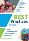 Best Practices At Tier 1 Elementary