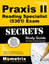 Praxis II Reading Specialist 5301 Exam Secrets Study Guide