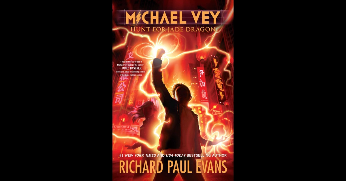 Michael Vey 4 by Richard Paul Evans on iBooks