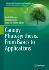 Canopy Photosynthesis From Basics To Applications