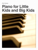 Piano for Little Kids and Big Kids