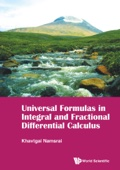 Universal Formulas in Integral and Fractional Differential Calculus
