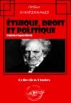 Thique Droit Et Politique