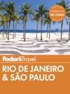 Fodors Rio De Janeiro  Sao Paulo