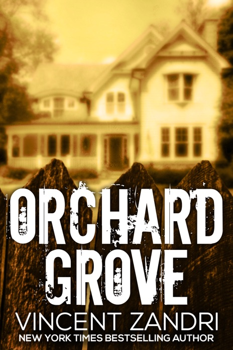 Orchard Grove Vincent Zandri Book