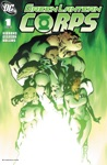 Green Lantern Corps 2006- 1