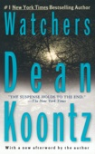 Watchers - Dean Koontz Cover Art