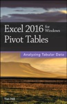 Excel 2016 For Windows Pivot Tables