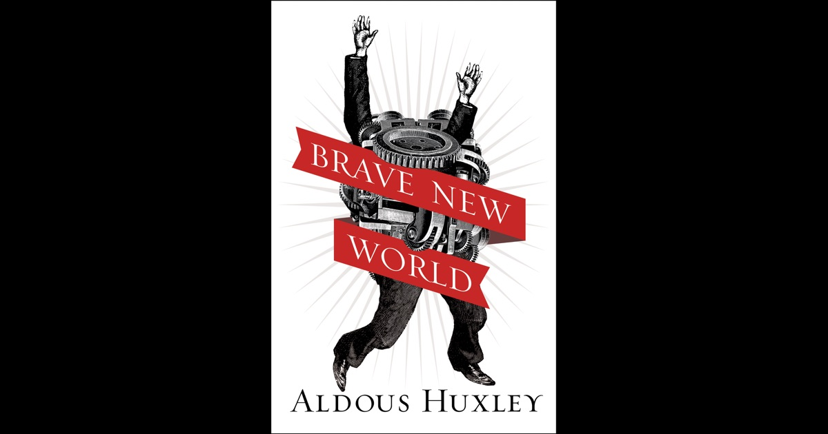 the depiction of the utopian community in huxleys brave new world Science in huxley's time despite taking place in a future society, brave new world emphasizes the scientific theory and debates of the time it was written as a child, huxley dreamt of becoming a doctor, but he fell ill and instead turned to literature.