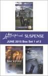 Love Inspired Suspense June 2015 - Box Set 1 Of 2
