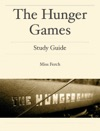 WHS - The Hunger Games Study Guide