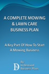 A Complete Mowing  Lawn Care Business Plan A Key Part Of How To Start A Mowing Business