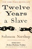 Twelve Years a Slave - Solomon Northup Cover Art
