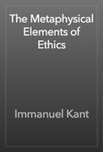 Immanuel Kant - The Metaphysical Elements of Ethics artwork