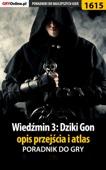 Jacek Halas & GRY-Online S.A. - Poradnik do gry Wiedźmin 3: Dziki Gon bild