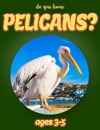 Do You Know Pelicans Animals For Kids 3-5