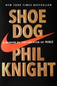 Shoe Dog - Phil Knight Cover Art