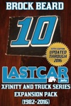 LASTCAR XFINITY And Truck Series Expansion Pack 1982-2016