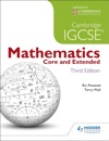 Cambridge IGCSE Mathematics Core And Extended 3ed  CD