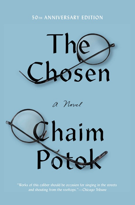 The Chosen Chaim Potok Book
