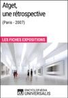 Atget Une Rtrospective Paris - 2007