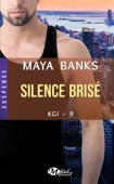 Maya Banks - Silence brisé artwork