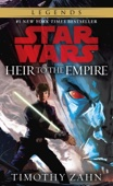 Heir to the Empire: Star Wars (The Thrawn Trilogy) - Timothy Zahn Cover Art