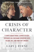 Crisis of Character - Gary J. Byrne Cover Art